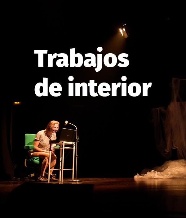 Trabajos de interior
